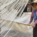 【你好臺灣】7歲開始學製麵線,彰化阿嬤堅持古法手工曬出百年不變傳統味