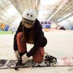 不是比技術,是看忍耐力!不必飛出國,在臺灣就可以滑雪的極限運動場