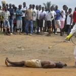 1萬1315個生命畫下的句號。世衛組織宣布伊波拉病毒恐怖疫情結束