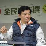 為推公投法 林義雄下周將禁食 洪耀福:立場一致,沒有什麼壓力
