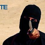 伊斯蘭國證實聖戰士約翰已「殉教」 冷血割頸劊子手成宣傳品