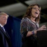 2016美國總統大選》黨內初選即將登場 保守派女強人裴林力挺川普