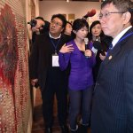 柯文哲參訪日本文創 吳思瑤:藝術家最需要創作展售空間