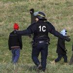 難民強行登船釀暴動 法國政府承諾維繫加萊港秩序