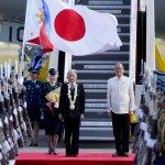 史無前例!日本天皇訪問菲律賓,追悼二戰犧牲者