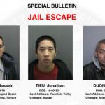 又見越獄!美國加州3重刑犯逃亡 警方重兵追捕懸賞捉人