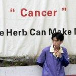 研究:中國癌症個案急速上升 每天逾萬人確診患癌