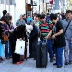 英媒:中國遊客不雅舉止令日本人「發瘋」