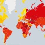 2015國際清廉印象指數 台灣全球第30名、10年最佳