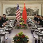 中國外長王毅訪美》制裁北韓有眉目 南海爭議仍無解