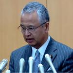 日本大臣收賄風波》承認收了84萬台幣 甘利明宣布引咎辭職