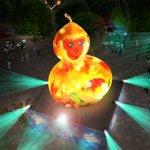 「這是沒年終的設計師搞的嗎?」台北燈節主燈造型令網友傻眼