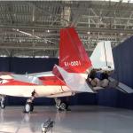 心神現蹤》日本國產匿蹤戰機X-2首次亮相 產經:更勝美軍第五代戰機
