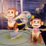 觀點投書:不論誰設計,「福祿猴」真的就是醜!