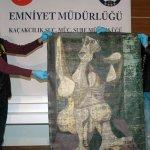 土耳其警方巧扮買家 失竊50多年的畢卡索名畫找到了!