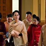 苦等26年,開花結果》緬甸首屆民選國會開議 民主路上仍是荊棘滿地
