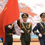 解放軍五大戰區正式成立 習近平向戰區司令授予軍旗