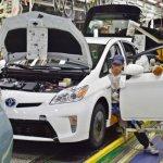特殊鋼材缺料 豐田汽車停產六天