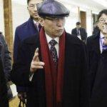 中國朝鮮半島事務特使武大偉抵達平壤