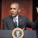 歐巴馬任內首訪清真寺》首位獲准包頭巾上場的穆斯林擊劍女選手成場內焦點
