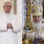 癒合基督教會千年大分裂 教宗古巴見俄羅斯正教會牧首