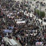 希臘全國大罷工 抗議退休金改革計劃