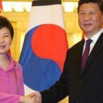 核彈試爆後首度通話 朴槿惠籲習近平協助制裁北韓
