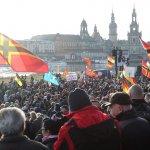 德國反伊斯蘭移民大遊行登場 歐洲多個城市響應爆衝突