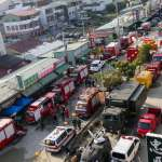 大地震》為遊子報佳音!高鐵傍晚恢復全線通車