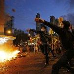 「旺角暴亂重創香港法治精神」中國官媒大談法治基礎不容動搖