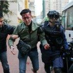 親歷旺角衝突:「為何我熟悉的香港會成這樣」