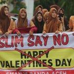 「我們該跟著過節嗎?」 西洋情人節引爆穆斯林文化論戰