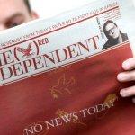 全球紙媒寒冬》英國《獨立報》宣布紙本停刊 全力發展網媒