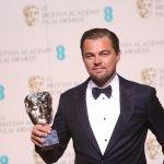 69屆英國影藝學院獎 《神鬼獵人》橫掃5大獎、李奧納多親吻「麥教授」