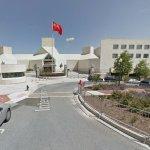 劉曉波廣場案》「讓中國駐美大使館收到的每封信都有劉曉波的名字」中國痛批「政治鬧劇」