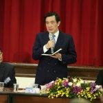 不會提前辭總統,馬英九:要留下民眾會懷念的政績