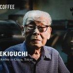 101歲咖啡之神,全日本最老的咖啡職人!喝一口就嚐到他的熱情