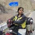 「爸,我們出發囉!」巴基斯坦少女完成亡父遺願的摩托車日記