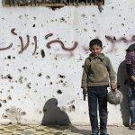 鏖戰五年生靈塗炭》敘利亞停火協議今生效 踏出和談第一步