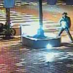 署名「實踐正義」 228國民黨部前縱火 警方逮捕洗車工