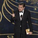 李奧納多終抱奧斯卡小金人!推特湧出「祝賀」改圖