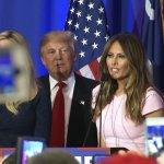 2016美國總統大選》斯洛維尼亞名模成美國第一夫人? 川普嬌妻成選戰另類焦點