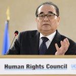 「不能什麼事都針對北韓!」北韓宣佈退出聯合國人權理事會
