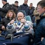 近1年後安全返抵地表 美國太空人創下最長太空飛行紀錄