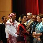翁山蘇姬與軍方談判破裂?緬甸政府將提前推舉總統候選人