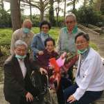 二二八紀念日已過 行政院長張善政低調拜訪受難者張七郎家屬