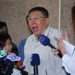 柯文哲戲言「一日雙塔列升等考量」副市長陳景峻:又不是起笑