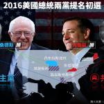 2016美國總統大選》克魯茲、桑德斯的逆襲!「超級星期六」初選各拿下2州