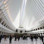 造價1300億元的浴火重生 全球最貴的交通轉運站 矗立紐約世貿雙塔舊址
