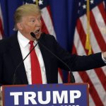2016美國總統大選》身為歐洲移民第三代 川普無情猛打移民議題